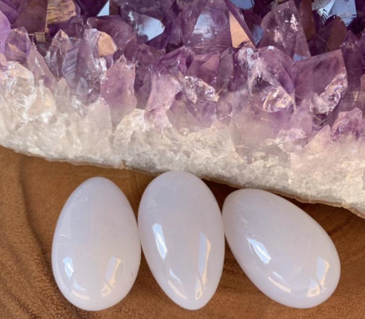 limpiar recargar huevo yoni