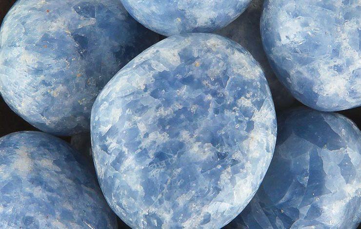 calcita azul poderes